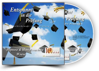 Prüfungsstress meistern mit Hypnose CD & MP3 Download