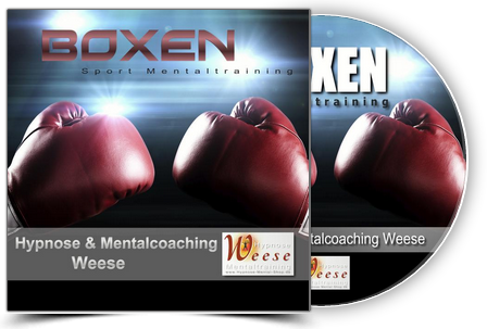 Kampfsport - BOXEN - Sport Mentaltraining Boxtraining CD & MP3 Download